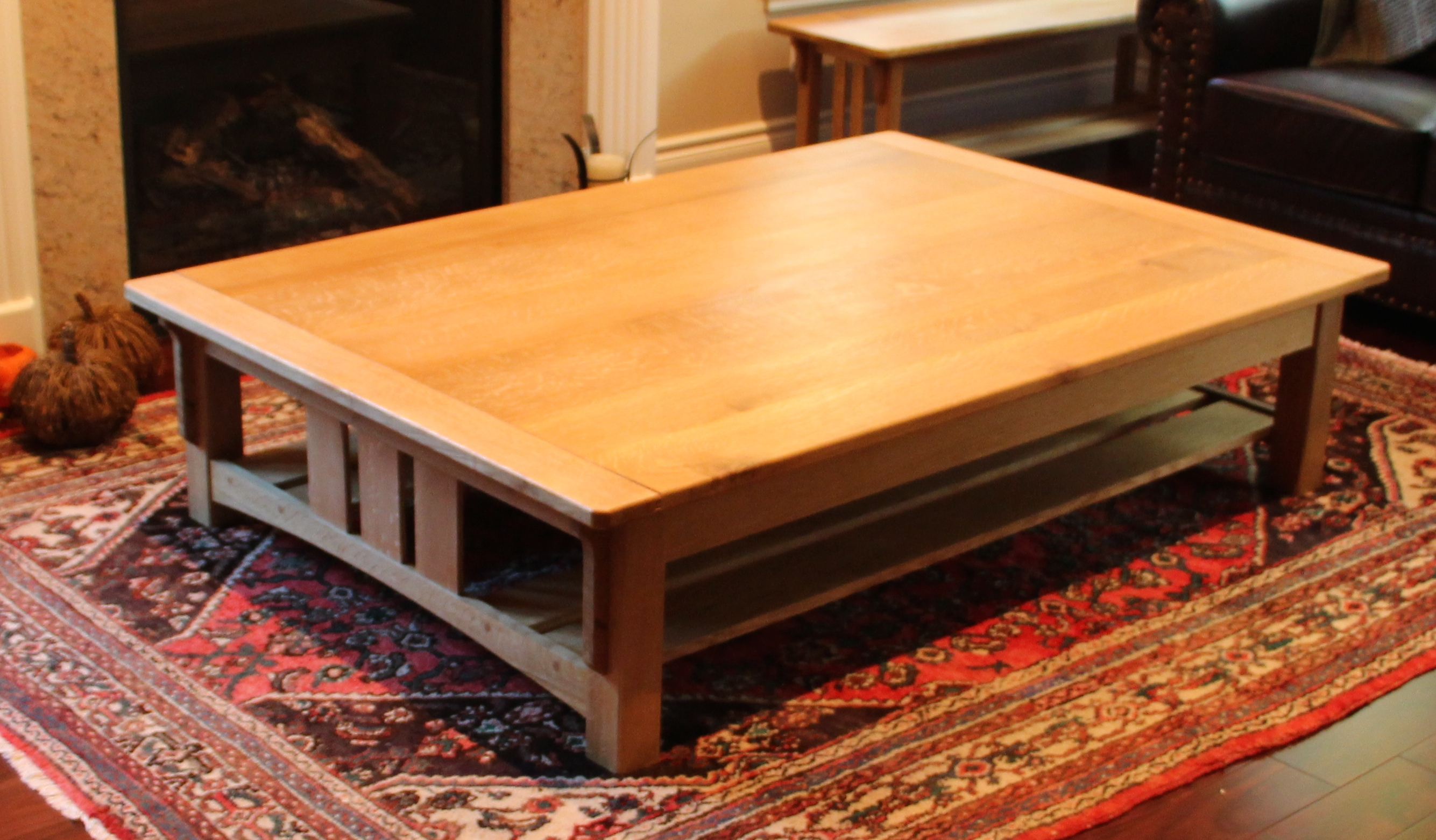 Fine furniture brian mcintosh woodworking london on for Coffee tables london ontario