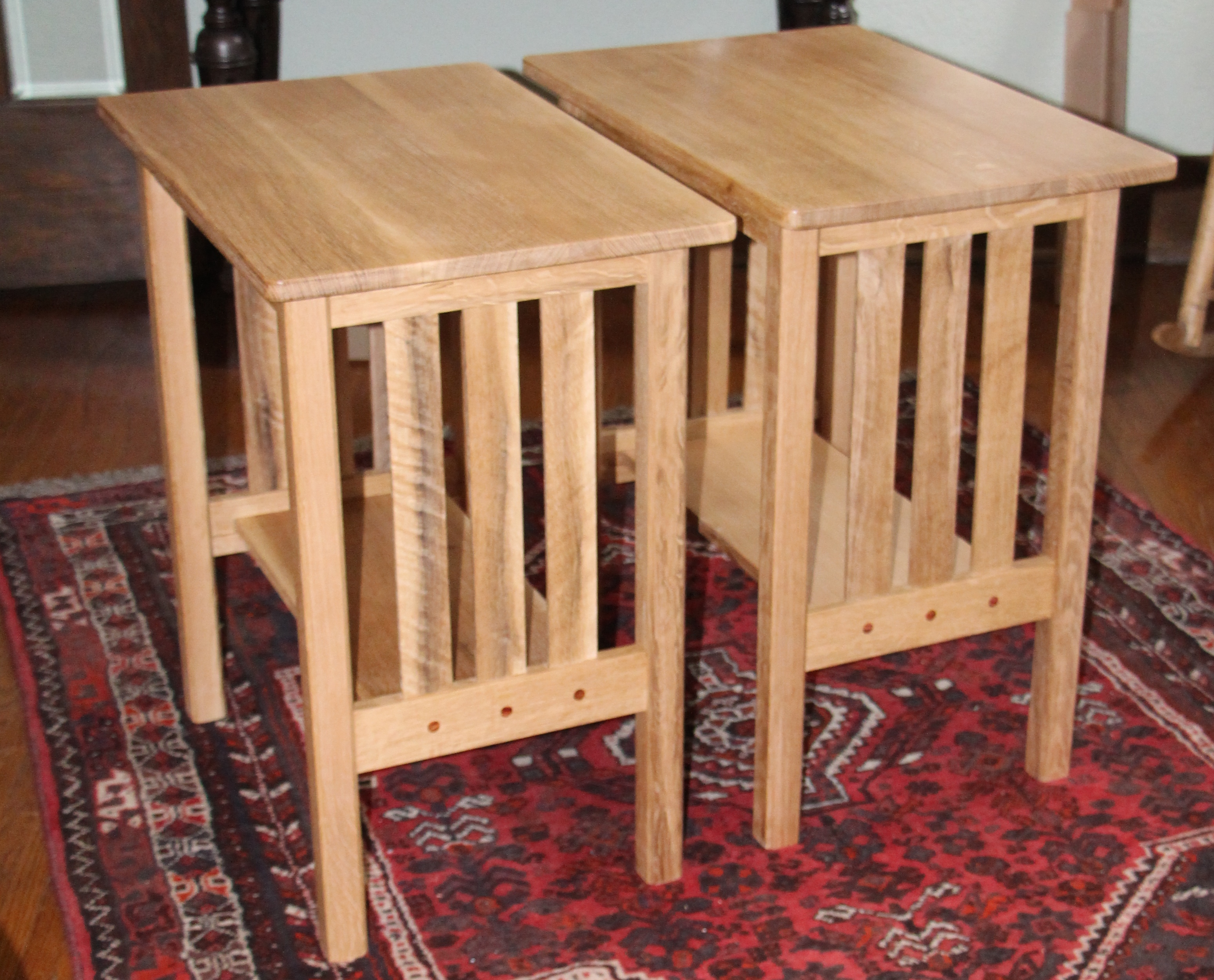 Fine Furniture Brian McIntosh Woodworking London ON